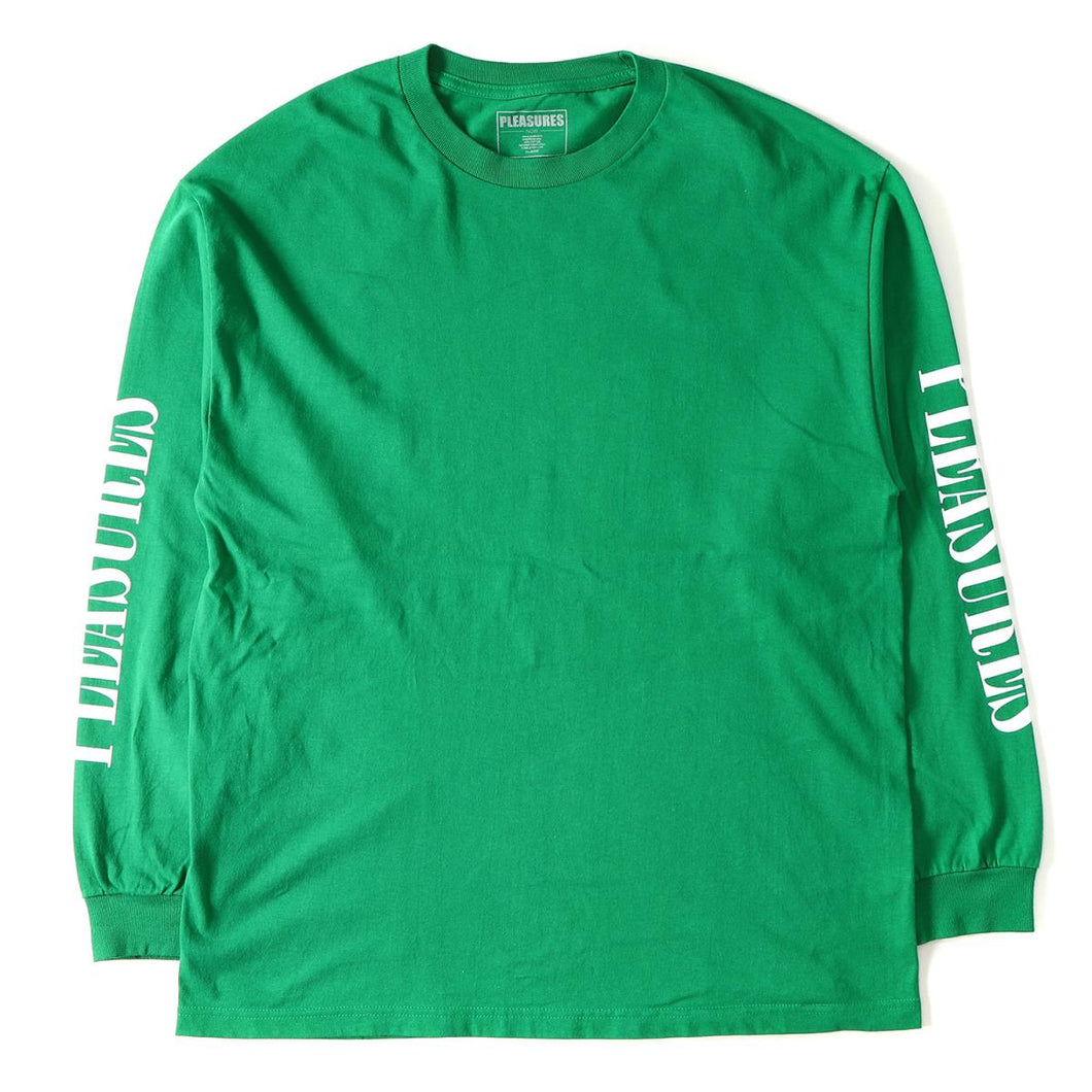Mark of the Beast LS T-Shirt / Kelly Green
