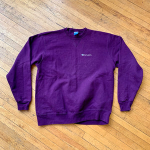 Champion Solid Crewneck