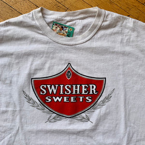 Swisher Sweets Logo Warning T-Shirt