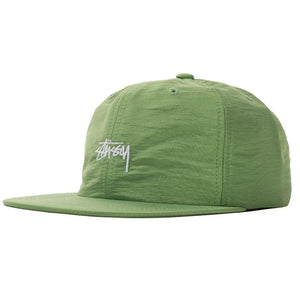 Stock Iridescent Strapback Hat