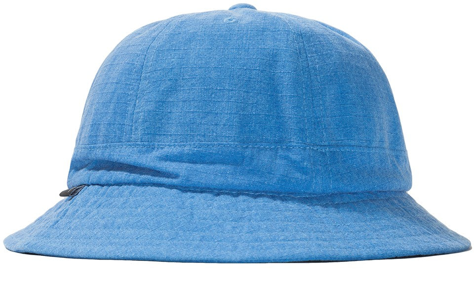 Washed Ripstop Bell Bucket Hat