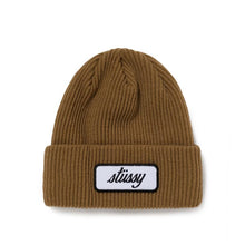 Load image into Gallery viewer, Patch Cuff Beanie