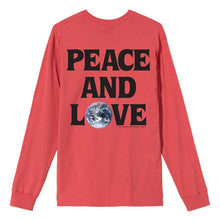 Load image into Gallery viewer, Peace & Love LS T-Shirt