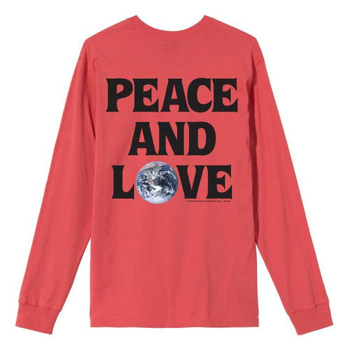 Peace & Love LS T-Shirt