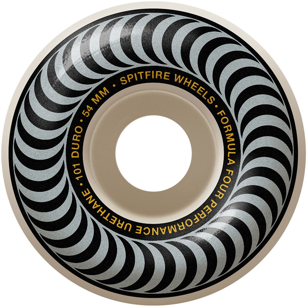 Spitfire Formula Four 101A 54mm Classic Wheels