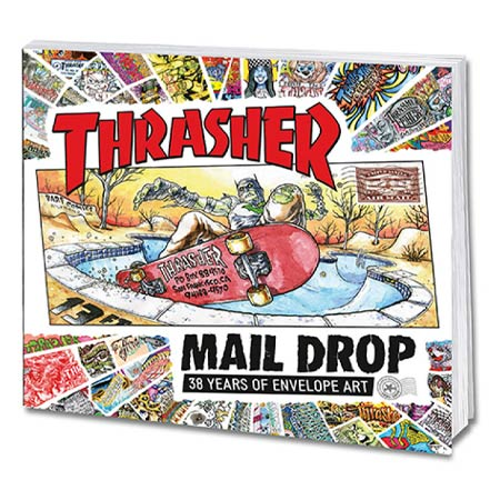 Mail Drop Book