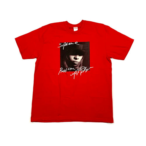 Supreme FW19 Mary J. Blige T-Shirt