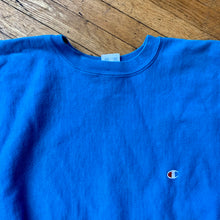 Load image into Gallery viewer, Champion Reverse Weave Made In USA Solid Crewneck