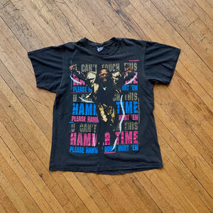 "MC Hammer ""Hammer Time"" Single Stitch T-Shirt"