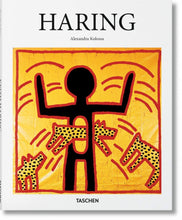 Load image into Gallery viewer, Haring by Alexandra Kolossa Hardcover Book