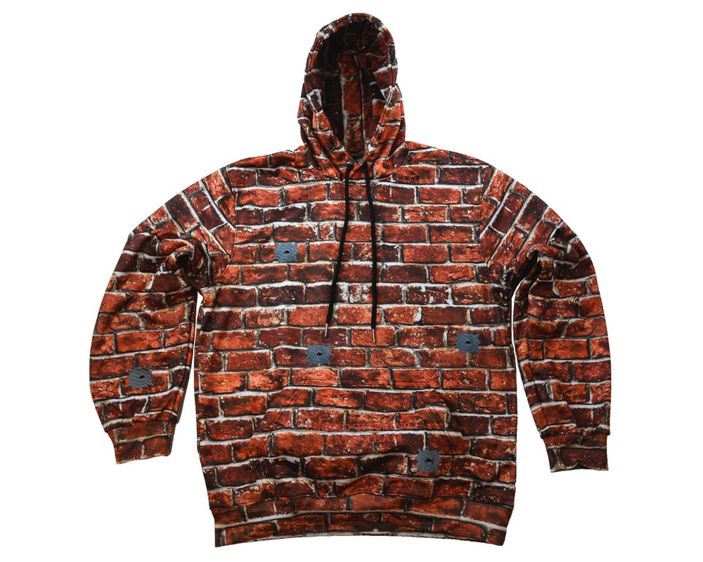 Pubic Housing PHST Brick Pullover Hoodie