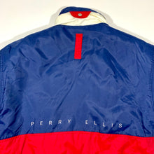 Load image into Gallery viewer, Perry Ellis Color Block Puffer Coat