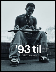 93 Til Hardcover Book By Pete Thompson