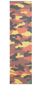 Mob Camo Griptape Sheet Orange
