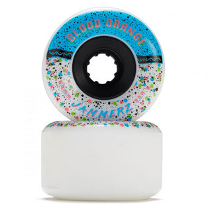 Blood Orange Jammers Wheels 69mm