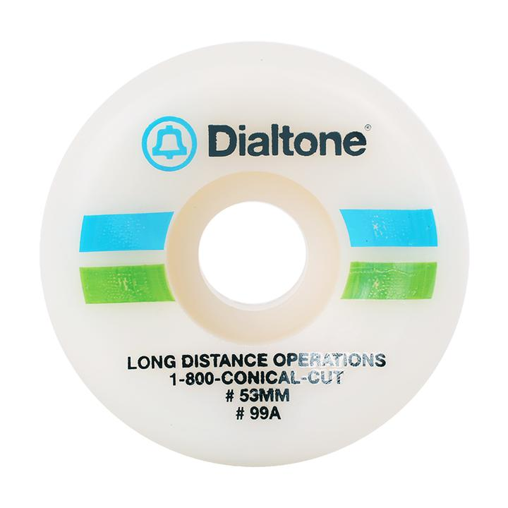 Dial Tone Bell South Wheels 55mm Standard