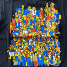 Load image into Gallery viewer, The Simpsons Characters T-Shirt
