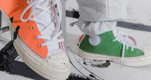 Load image into Gallery viewer, Joshua Vides x Converse Chuck 70 Hi Shoe