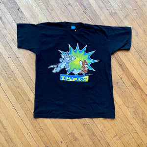 Tom & Jerry 1997 Single Stitch T-Shirt