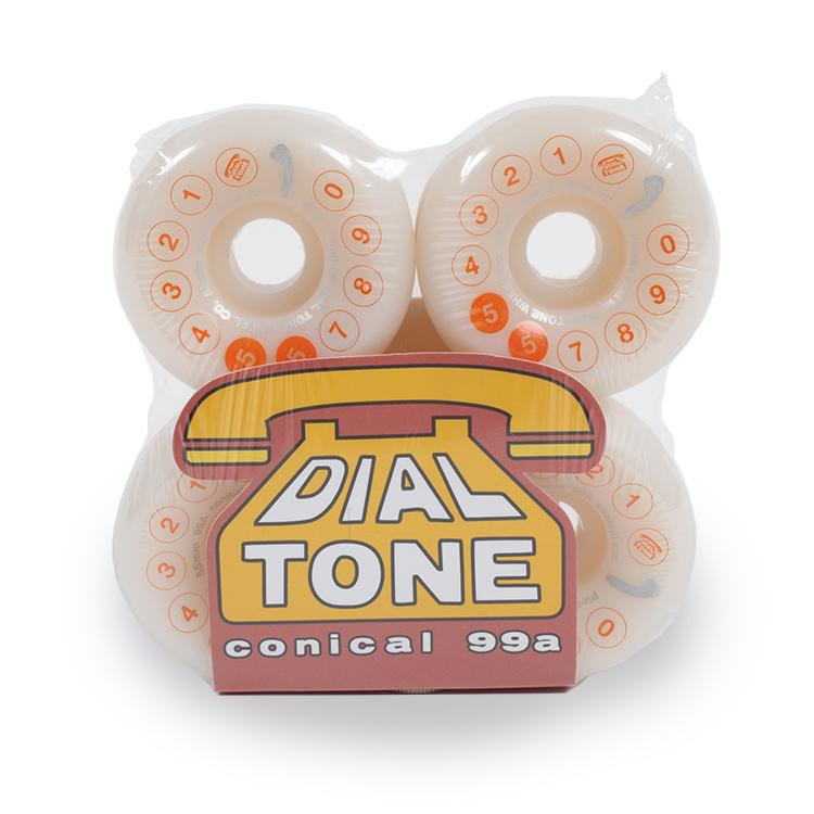 Dial Tone 55MM Conical Wheel Set