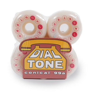 Dial Tone 53MM Conical Wheel Set