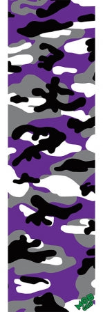 Mob Camo Griptape Sheet Purple
