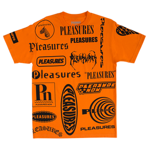 Logorama T-Shirt / Orange