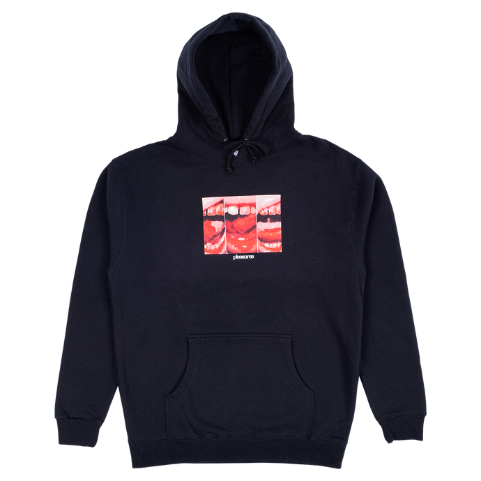 Mouth Off Hoodie