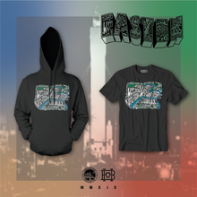 Load image into Gallery viewer, The Easton Map Pullover Hoodie