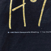 Load image into Gallery viewer, WWF 1998 Hollywood Hogan T-Shirt