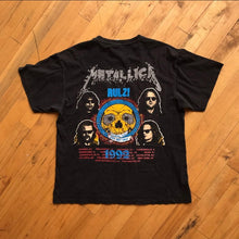 Load image into Gallery viewer, Metallica 1992 RULZ! Live in Concert Single Stitch T-Shirt