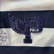 Load image into Gallery viewer, Polo RL P-Wing Bold Striped Polo