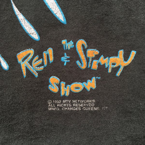 "Ren & Stimpy 1992 ""Bloated Sack of Protoplasm"" T-Shirt"