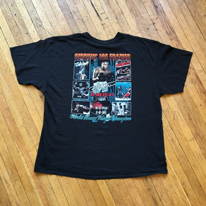 Smokin' Joe Frazier Boxing Memorial T-Shirt