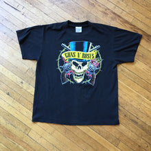 Load image into Gallery viewer, Guns N' Roses Get In The Ring 1991 Tour T-Shirt