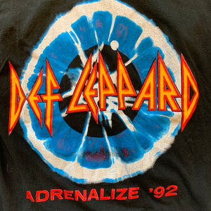 Def Leppard Adrenalize '92 Single Stitch T-Shirt