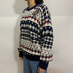 Chaps RL Holiday Pattern Sweater
