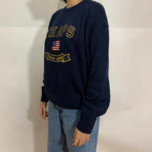 Load image into Gallery viewer, Chaps RL Collegiate Embroidered Sweater