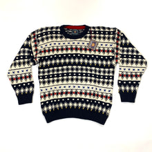 Load image into Gallery viewer, Chaps RL Holiday Pattern Sweater