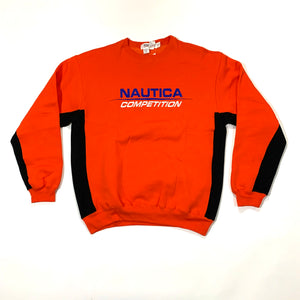 Nautica Competition NWT Embroidered Crewneck