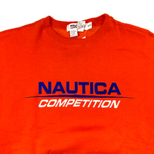 Load image into Gallery viewer, Nautica Competition NWT Embroidered Crewneck