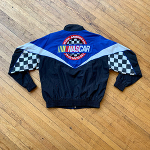 NASCAR Pure American Power Color Block Jacket