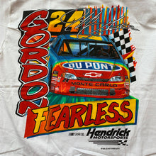 Load image into Gallery viewer, NASCAR NWT Jeff Gordon Fearless T-Shirt