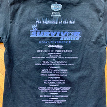 Load image into Gallery viewer, WWE Survivor Series Undertaker T-Shirt