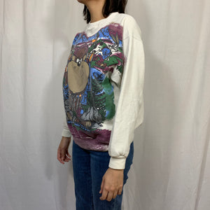Looney Toons Hiking Crewneck