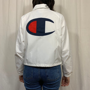 Champion Cropped Coaches Jacket