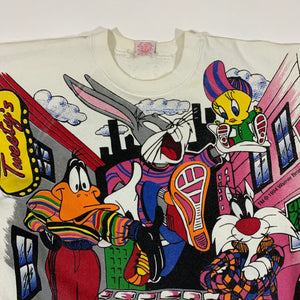 Looney Toons 1994 Urban City Crewneck
