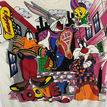Load image into Gallery viewer, Looney Toons 1994 Urban City Crewneck