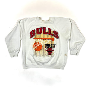 NBA Chicago Bulls Rim Crewneck