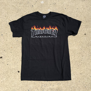 Scorched Outline T-Shirt